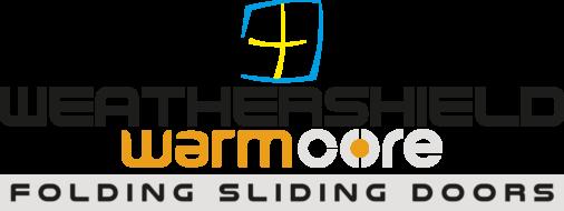 Weathershield warmcore aluminium doors
