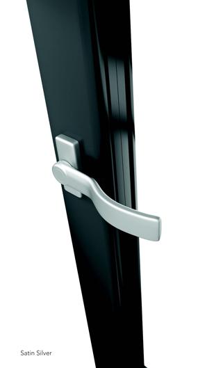 Weathershield doors