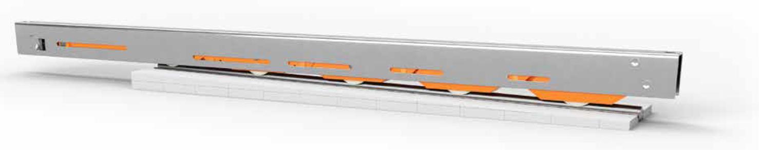 Windows and Doors Performance - 10 wheel roller